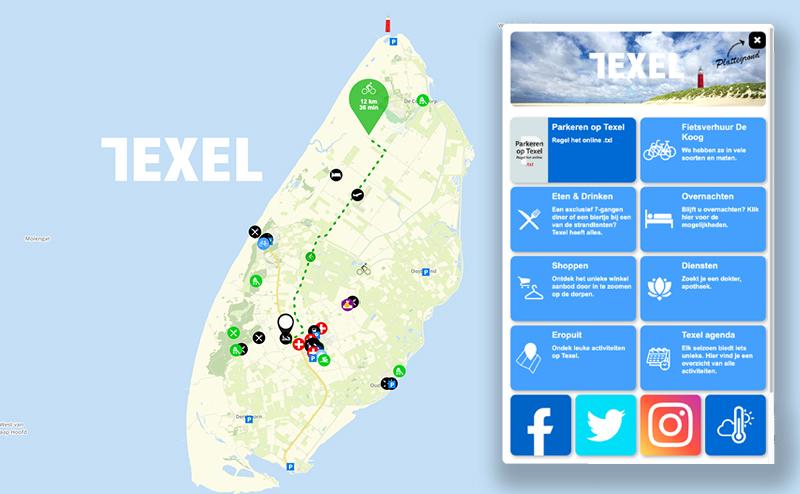 Eten van Texel